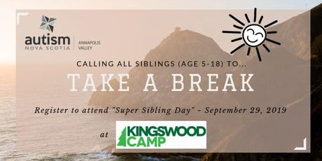 "Another ""Super Sibling Day""! tickets"