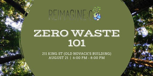 Zero Waste 101: How to live plastic-free - August 2019