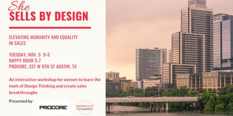 She Sells by Design: Austin tickets
