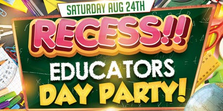 Recess Day Party tickets