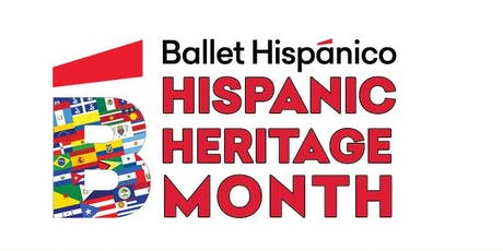 Ballet Hispánico Hispanic Heritage Month: A La Calle Block Party 2019 tickets