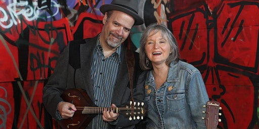 Claudia Russell & Bruce Kaplan ~ an intimate home concert