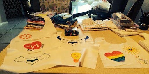 Making and designing Capes for Superheroes