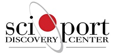 SciPort Discovery Center logo
