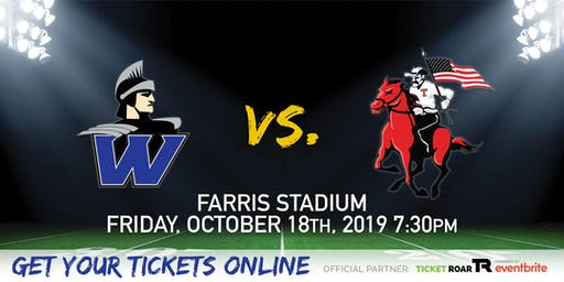 Warren vs Taft Varsity Football