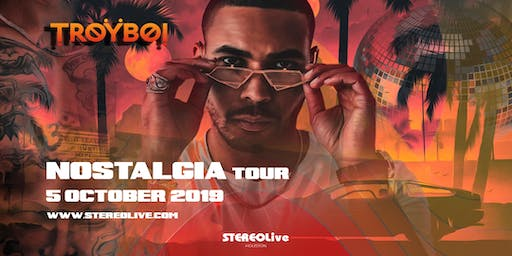 TroyBoi - Stereo Live Houston