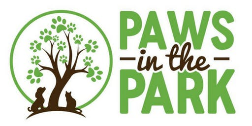 Paws in the Park 5k 2019