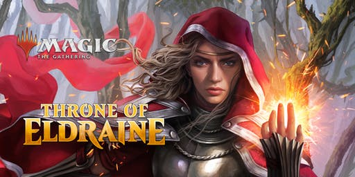 Magic: The Gathering - Throne of Eldraine Prerelease