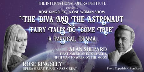 """THE DIVA & THE ASTRONAUT FAIRY TALES DO COME TRUE"" - A MUSICAL DRAMA tickets"