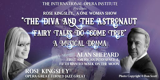 """THE DIVA & THE ASTRONAUT FAIRY TALES DO COME TRUE"" - A MUSICAL DRAMA"