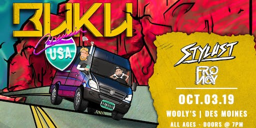 Buku Cruisin' USA Tour