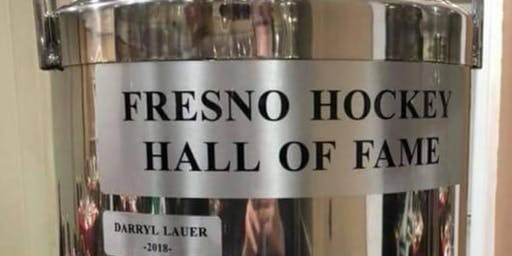 Fresno Hockey Hall of Fame Dinner