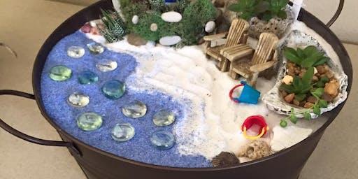 Fairy Garden Make and Take Workshop