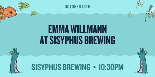 Emma Willmann at Sisyphus Brewing