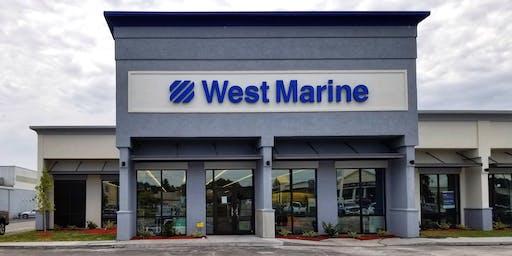 West Marine Savannah Presents Grand Remodel Reopening!