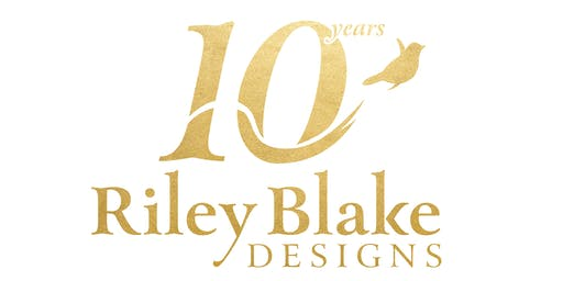 Celebrate Sewing 10 Years with Riley Blake Retreat ($135.00 Kit   Included in your cost): November 12-15, 2019