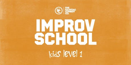 Kids Improv Classes, Level One (ages 8-13), Fall 2019 tickets