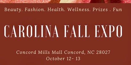 Carolina Fall Expo  tickets