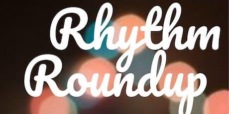 Rhythm Roundup tickets