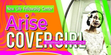 "ARISE COVERGIRL WOMEN'S CONFERENCE - ""Uncovering You"" tickets"