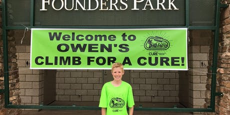 Owen's Climb for a Cure tickets