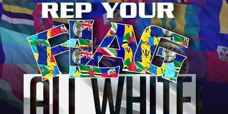 REP YOUR FLAG ALL WHITE ATTIRE YACHT PARTY tickets