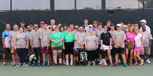 Abilities Tennis Night at Atlantic Tire Championships- 2019