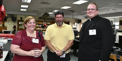 Archbishop Ryan Pastor & Principal Reception