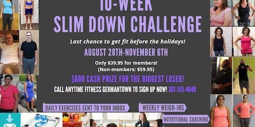 Slim-Down Challenge