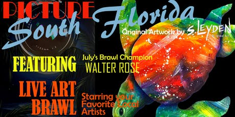 Picture South Florida: Closing Night & Art Brawl tickets