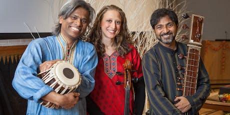 Om Shalom Trio tickets