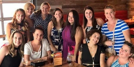 The Second Glass Girls Night Out + Networking Social