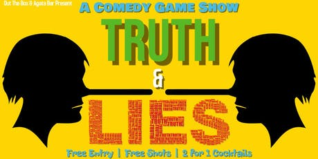 Truth & Lies tickets
