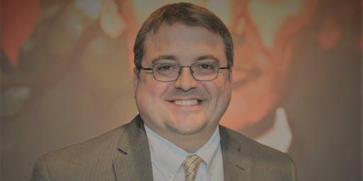 """""""Statesmanship in Illinois History"""" - Sam Wheeler, Illinois State Historian"""