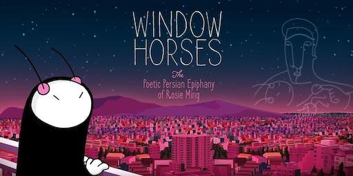 NFB Screening: Window Horses