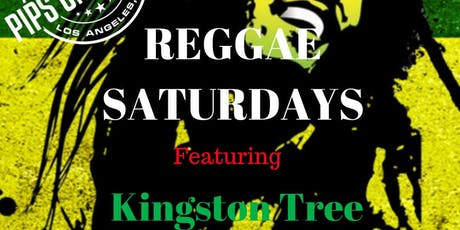 REGGAE SATURDAYS  featuring  Kingston Tree tickets