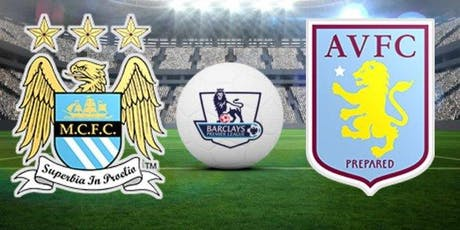 Man City vs Aston Villa £10 Burger And A Pint Deal tickets