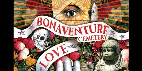 Bonaventure Cemetery After Hours: The Talking Dead tickets