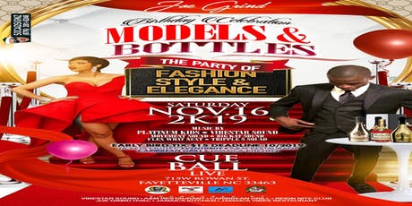 Joe Grind's Annual Birthday Celebration Presents:FASHION, STYLE, & ELEGANCE tickets