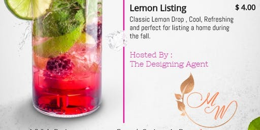 The Designing Agent Presents:The Luxury Home Buying Happy Hour
