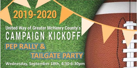 2019-20 Campaign Kickoff for United Way of Greater McHenry County tickets
