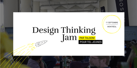Design Thinking Jam 2019 billets