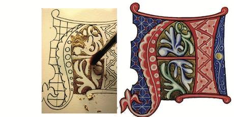 Medieval Illumination Workshop - full day tickets