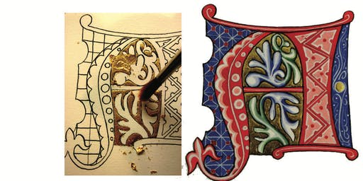 Medieval Illumination Workshop - full day