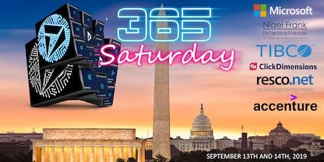 D365 Saturday App In A Day Training - Washington, DC 2019