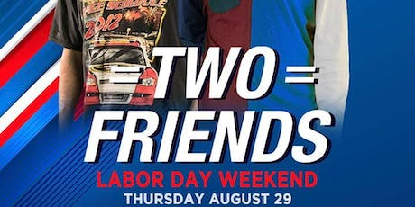 Two Friends @ Noto Philly Aug 29 LDW tickets