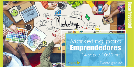 Marketing para emprendedores boletos