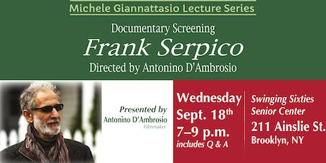 Documentary Screening: Frank Serpico tickets