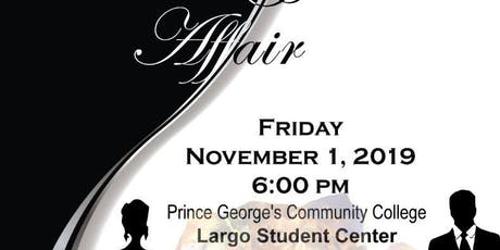It Takes A Village: Black and White Affair tickets
