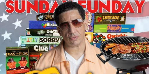 DAY PARTY/COOKOUT ON THE PATIO | KID CAPRI EDITION | SUN AUG 18 @ STATS